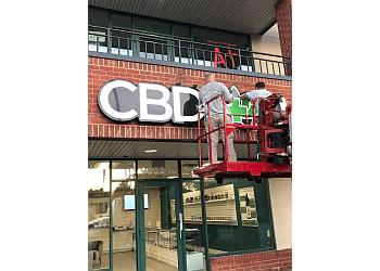 Oklahoma City sign company SB Graphics & Signs