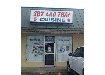 Garland thai restaurant SBT Lao Thai Food To Go