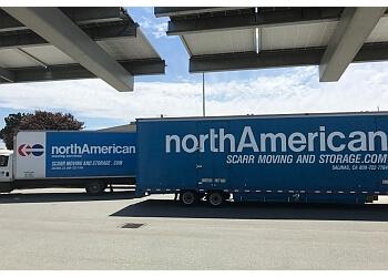 Salinas moving company SCARR MOVING & STORAGE, INC.