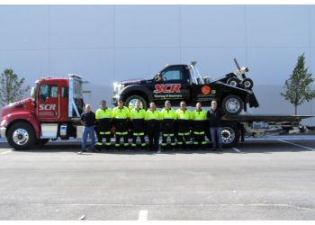 Aurora towing company SCR Towing & Recovery