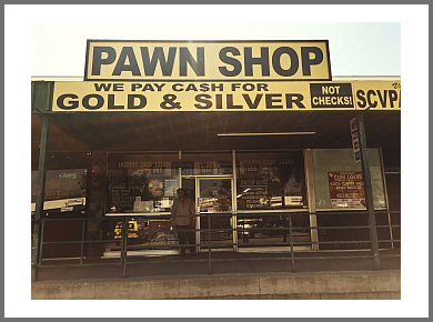 Santa Clarita pawn shop SCV Pawn Brokers Inc