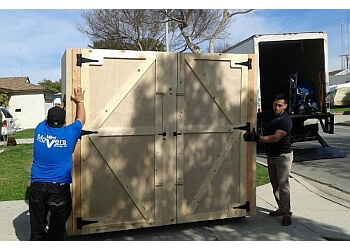Oceanside moving company SD Mini Movers
