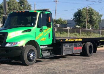 Amarillo towing company SEÑOR TOWING