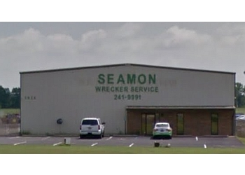 Montgomery towing company SEAMON WRECKER SERVICE INC.