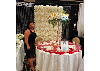 Fremont wedding planner SF Events & Flowers