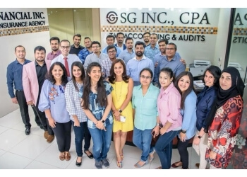 Dallas accounting firm SG Inc., CPA