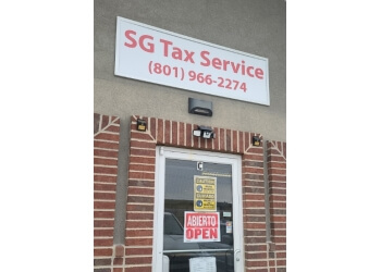 West Valley City tax service SG Tax Services