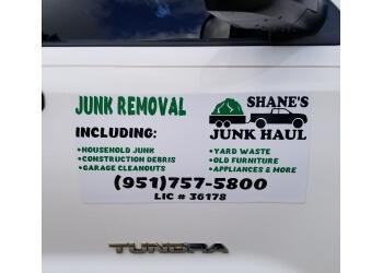 Moreno Valley junk removal SHANE'S JUNK HAUL