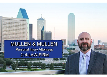 Dallas personal injury lawyer SHANE V. MULLEN