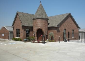 Oklahoma City storage unit SHEPHERD SELF STORAGE