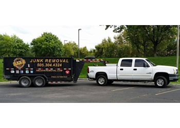 Albuquerque junk removal S & H Hauling