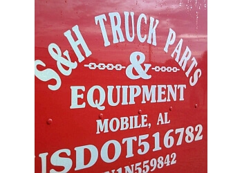 Mobile towing company S&H Truck Parts & Equipment