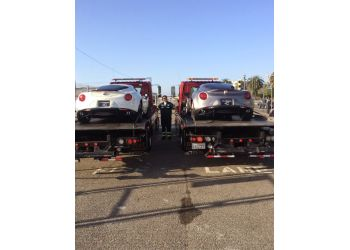 Hayward towing company SILVERLINE TOWING