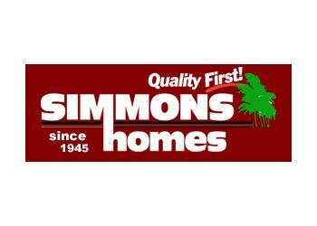 Brownsville home builder SIMMONS HOMES