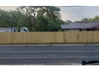 Corpus Christi fencing contractor S & J Fence Co.