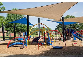 Arlington public park S.J. Stovall Park