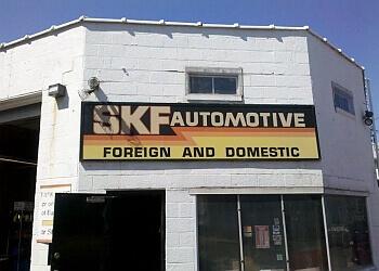 New Haven car repair shop SKF AUTOMOTIVE INC.