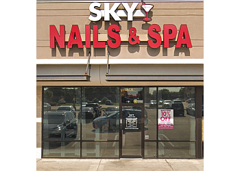 Dallas nail salon SKY NAILS & SPA