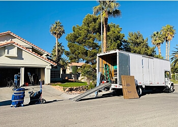 North Las Vegas moving company SKY VAN LINES, INC.