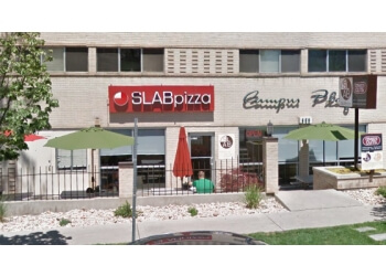 Provo pizza place SLABpizza