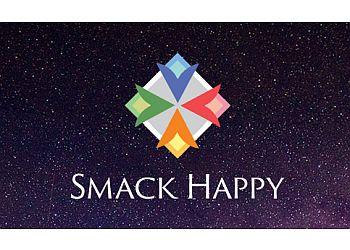 San Francisco web designer SMACK HAPPY DESIGN