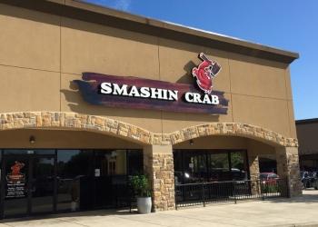 San Antonio Seafood Restaurant Smashin Crab