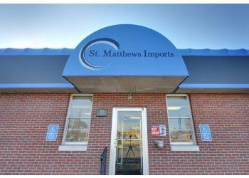 Louisville car repair shop SMI Automotive Service