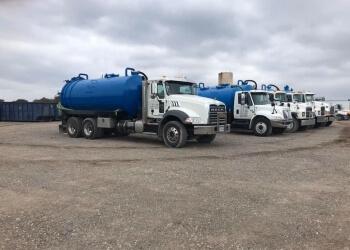 Killeen septic tank service S & M Vacuum & Waste, LTD