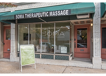 St Louis massage therapy SOMA Therapeutic Massage