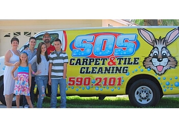 Coral Springs carpet cleaner SOS Carpet Furniture & Tile Cleaning