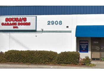 Santa Clara garage door repair SOUSA'S GARAGE DOORS, INC.