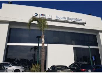 Torrance car dealership SOUTH BAY BMW
