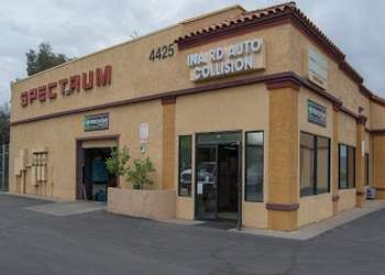 Tucson auto body shop SPECTRUM INA ROAD AUTO COLLISION