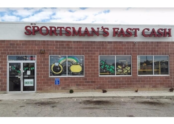 Salt Lake City pawn shop Sportsmans' Pawn