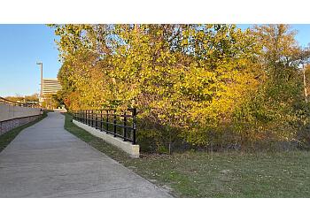 Richardson hiking trail SPRING CREEK NATURE AREA