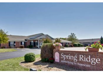Springfield assisted living facility SPRING RIDGE