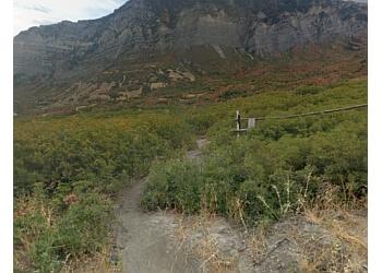 Provo hiking trail SQUAW PEAK OVERLOOK