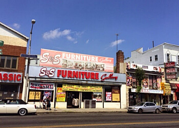 Newark furniture store S & S Furniture Gallery