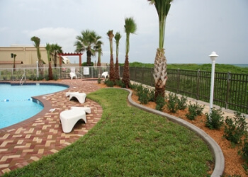 Brownsville landscaping company SSP Design, LLC