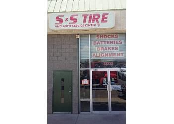 Surprise car repair shop S & S Tire And Auto Service Center