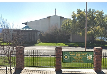 Concord church ST AGNES CATHOLIC CHURCH