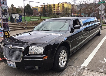 Seattle limo service STARLINE TOWN CAR & LIMO SERVICE