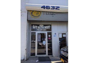 New York auto body shop S&T Auto Body