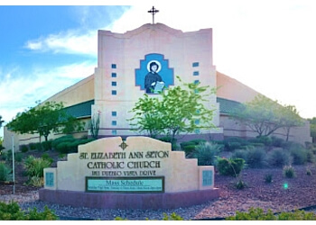 Las Vegas church ST. ELIZABETH ANN SETON CATHOLIC CHURCH