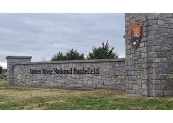 Murfreesboro hiking trail STONES RIVER NATIONAL BATTLEFIELD