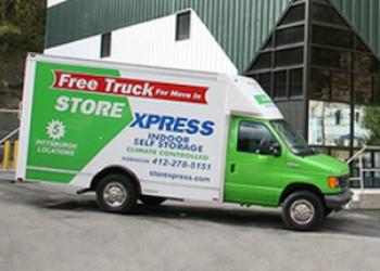 Pittsburgh storage unit STORExpress