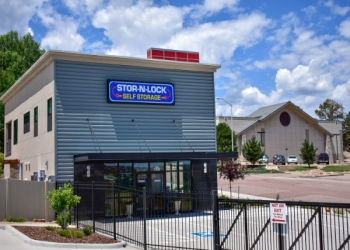 Colorado Springs storage unit STOR-N-LOCK Self Storage