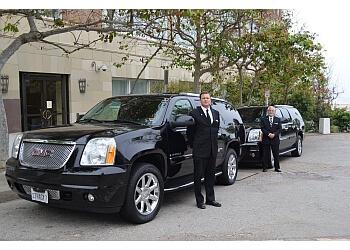Costa Mesa limo service STRACK PREMIER TRANSPORTATION