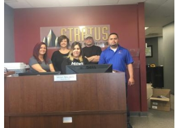 Omaha commercial cleaning service Stratus Building Solutions