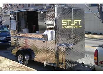 Hampton food truck STUFT Food Truck